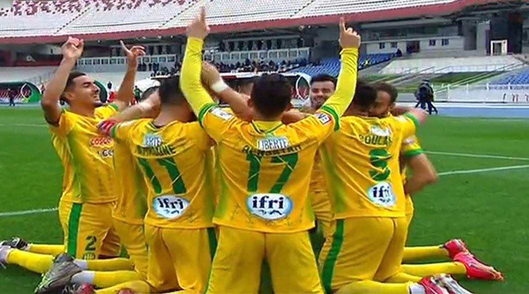Coupe de la CAF : JSKabylie 1 – Coton Sport 0