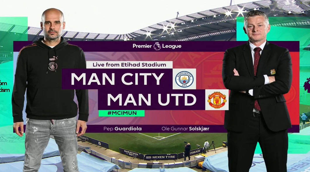 Premier League : Manchester City – Manchester United (0-2)