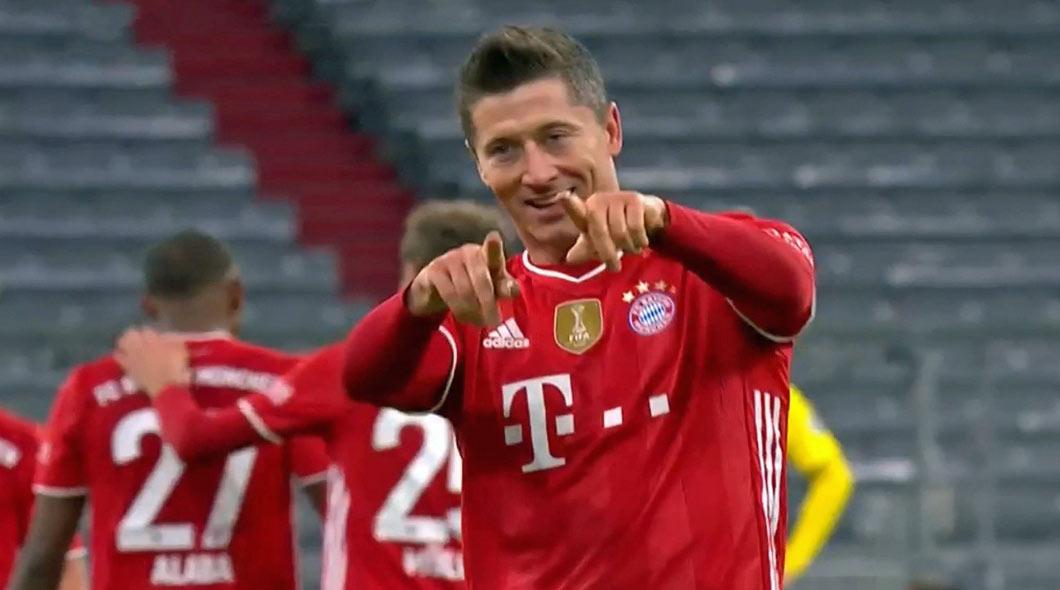 Bundesliga : Bayern Munich – Stuttgart (4-0)