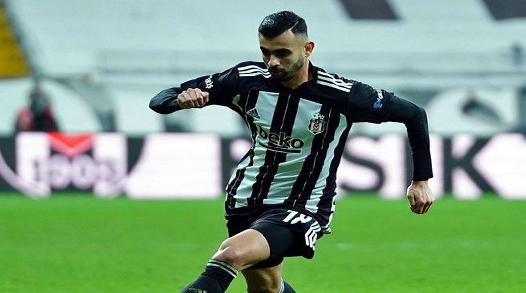 Le joli but de Rachid Ghezzal face à Erzumurspor