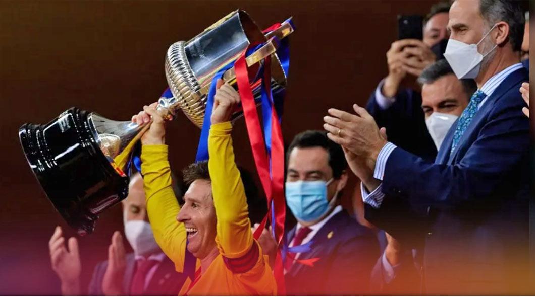 Copa Del Rey : FC Barcelone 4 – Athletico Bilbao 0