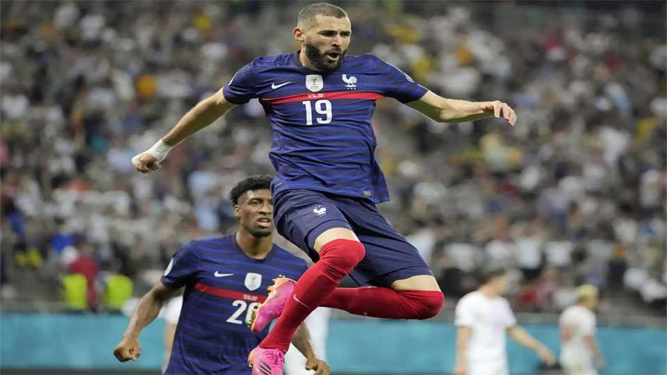 EURO 2020 : France – Suisse (3-3)