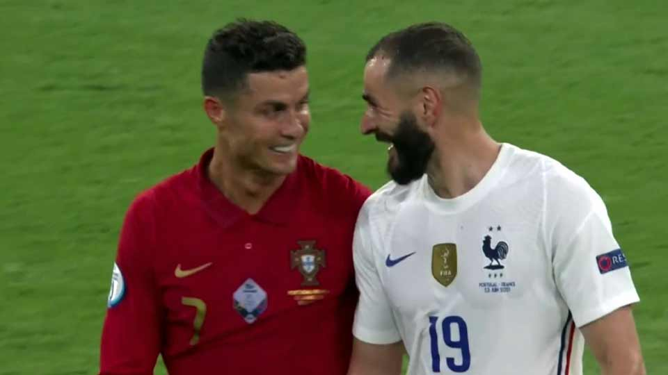 EURO 2020 : Portugal 2 – France 2