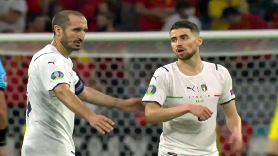 Euro 2020 : Italie – Belgique (2-1)
