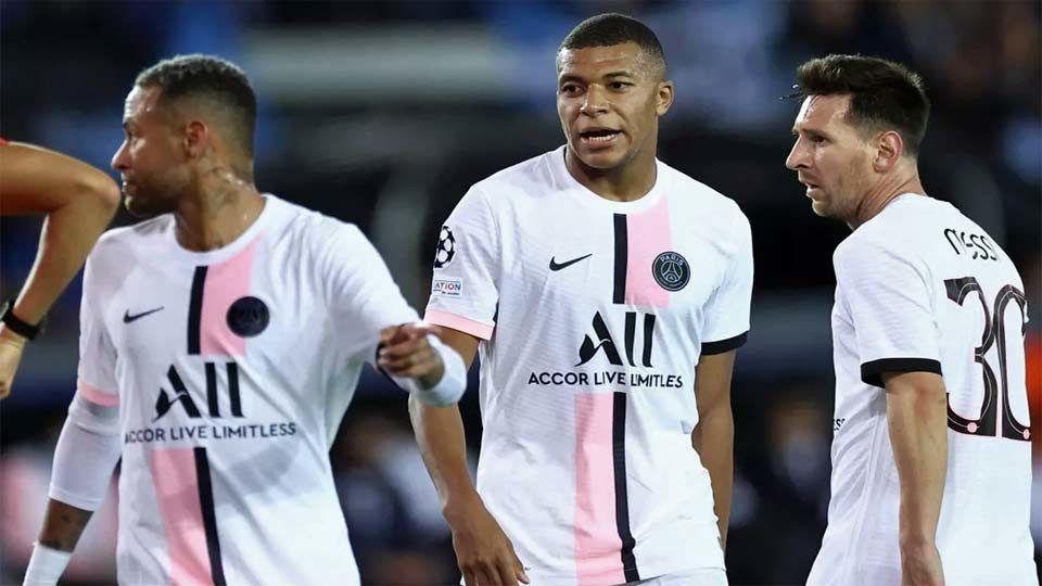 Ligue des Champions : FC Bruges – PSG (1-1) – vidéo